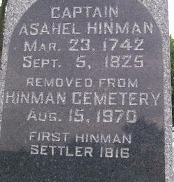 Asahel Hinman