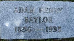 Adam Henry Baylor