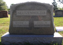 Minnie L <i>Crow</i> Neutzenholzer