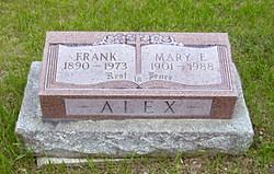 Mary Alex