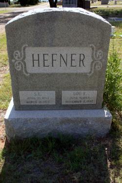 Samuel Lewis Hefner