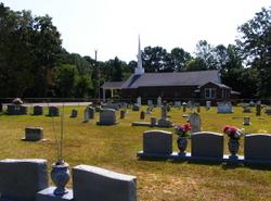 Sardis Baptist Cemetery