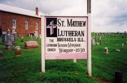 Saint Matthew's Cemetery