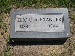 Elic Oswin Alexander