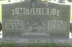 Bertha Marina <i>Groggin</i> McGuire