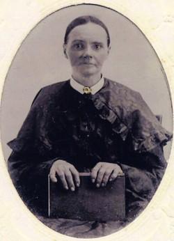 Mary Jane <i>Inman</i> Hillhouse