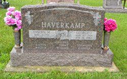 Evelyn M <i>Winkler</i> Haverkamp