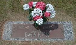 Clara Ethel <i>Nance</i> Barker