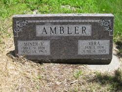 Miner V. Ambler