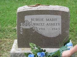 Burlie Marie <i>Waltz</i> Ashley