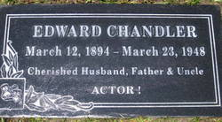 Edward Chandler