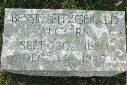 Bessie <i>Fitzgerald</i> Alcorn