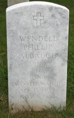 Wendell Phillip Albaugh