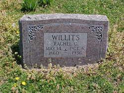 Rachel Ann <i>Conner</i> Willits