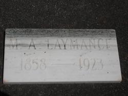 M Augusta Laymance