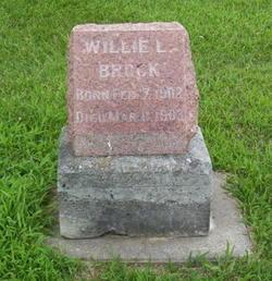 William Lindsay Willie Brock