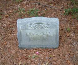 Lula W. Adams