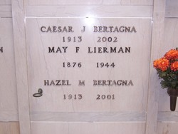 May Florence <i>Hussey</i> Lierman