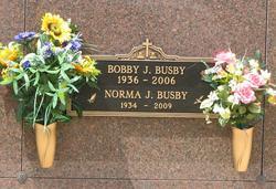 Norma Jean <i>Greene</i> Busby