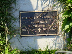 Anthony W Carothers