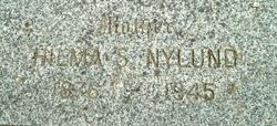 Hilma S <i>Korpela</i> Nylund