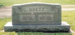 Ada Victoria Addie <i>Hake</i> Goetz
