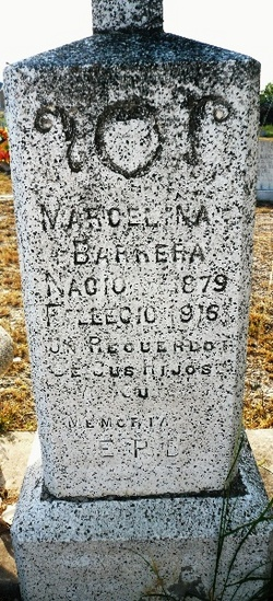 Marcelina Barrera