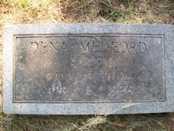 Dena Ruth <i>Medford</i> Allen