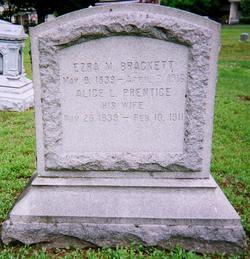 Alice L <i>Prentice</i> Brackett