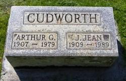 Jetta Jean <i>Patterson</i> Cudworth