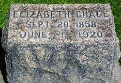 Almeda Elizabeth <i>Willard</i> Chace