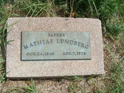 Mathias Lundberg