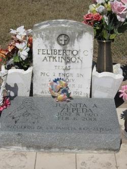 Feliberto <i>C</i> Atkinson
