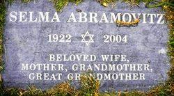 Selma Abramovitz
