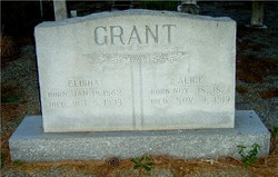 Alice Frances <i>Pittman</i> Grant