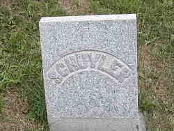 Rev Schuyler Aldrich