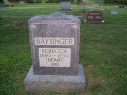 Rebecca <i>Law</i> Baysinger