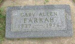 Gary Allen Farrah