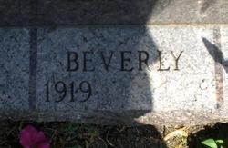 Beverly <i>Krause</i> Fredricks
