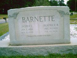 Jasper Lee Barnette, Sr