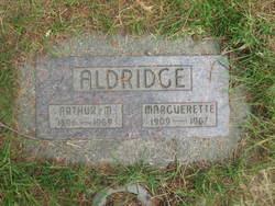 Arthur M Aldridge