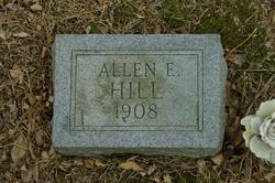 Allen E Hill