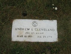 Andrew L. Cleveland