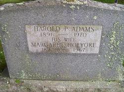 Margaret <i>Holyoke</i> Adams