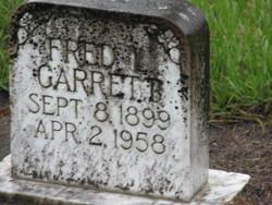 Fred L Garrett