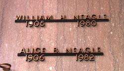 William Henry Neagle