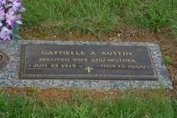 Gaynelle A Austin