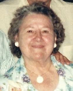 Alma Evelyn <i>Housley</i> Cook