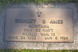 Stanley B Ames