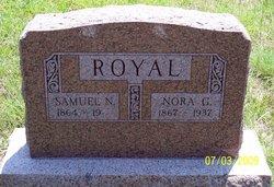 Nora Grant <i>Britton</i> Royal